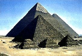 I misteri della Grande Piramide