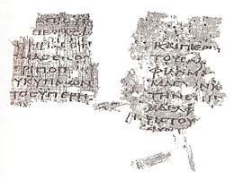Prima lettera ai Tessalonicesi