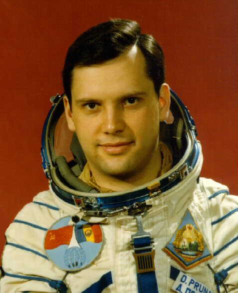 astronauta rumeno