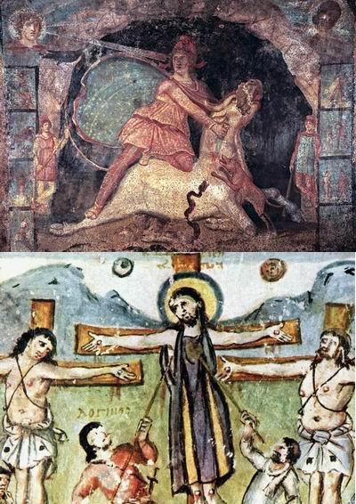 Cristianesimo e Mitraismo