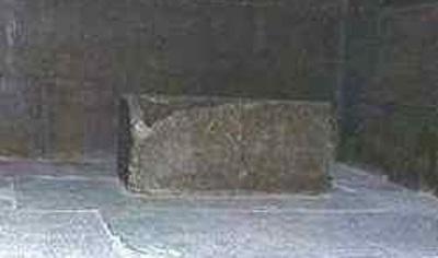 Il sarcofago di Cheope