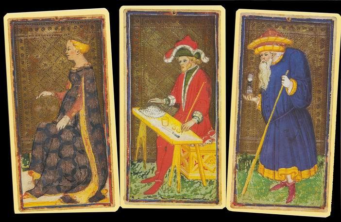 Trionfi -Visconti Sforza