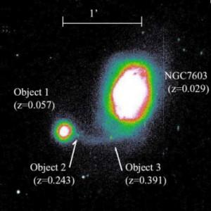 Galassia NGC7603