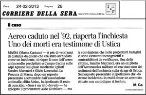 29-Corriere della Sera del 24 febbraio 2013 – pag.26