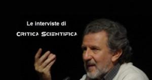 Abbiamo intervistato (Critica Scientifica) il Professor Piergiorgio Odifreddi, con l'intento di continuare a dare, su questo sito, voce e spazio al confronto costruttivo e rispettoso delle diverse posizioni.